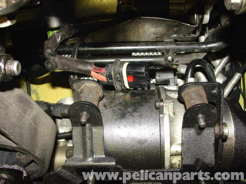 Mini Cooper Power Steering Pump Replacement R50 R52 R53