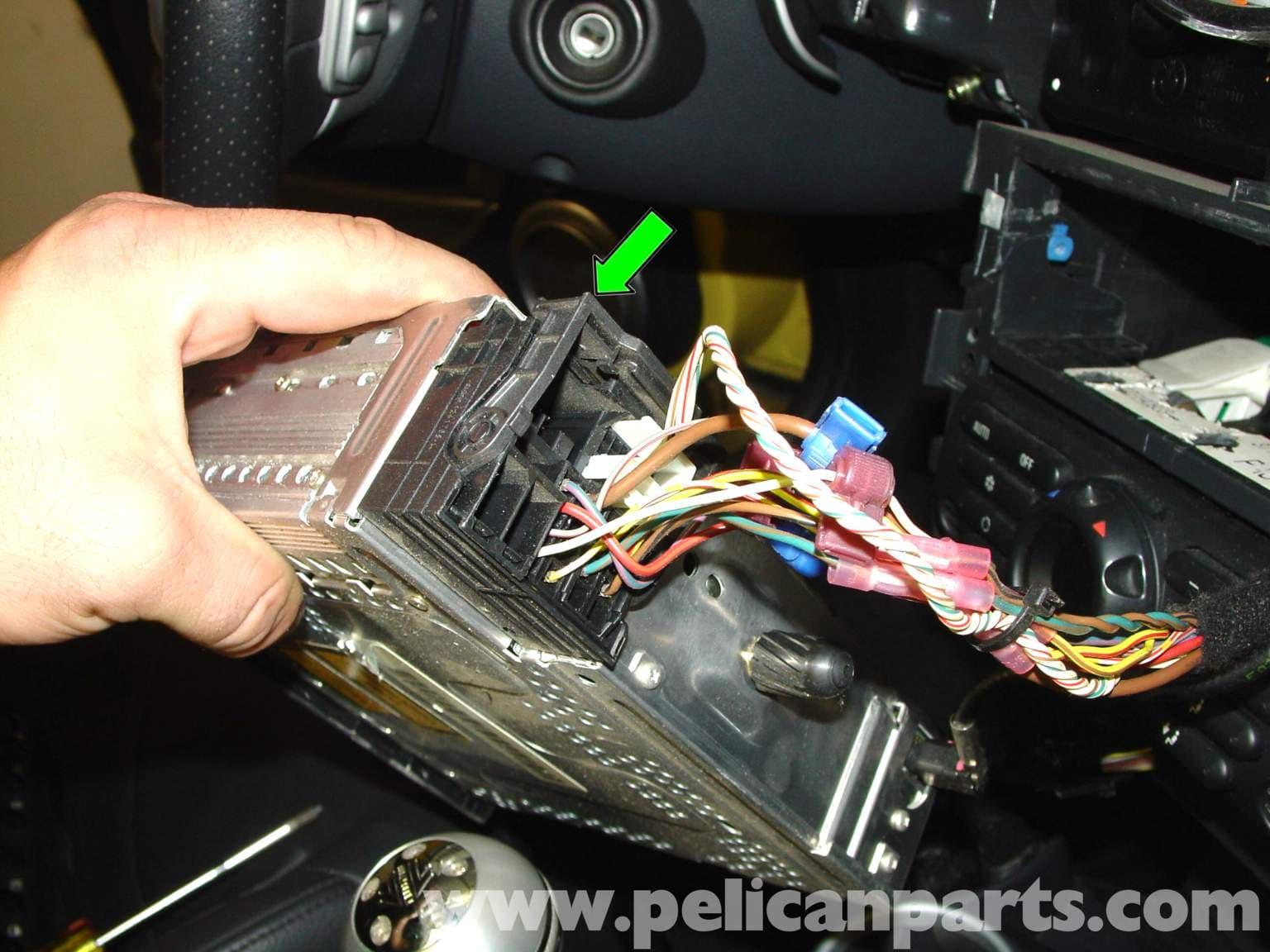 mini cooper driving light installation r50 r52 r53 2001 2006 pelican parts diy maintenance