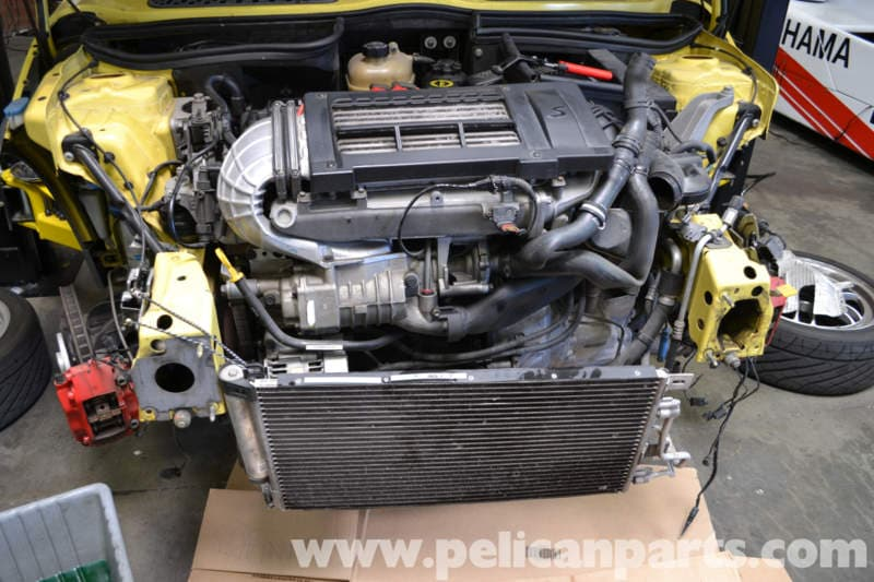 Mini R53 Supercharger Replacement
