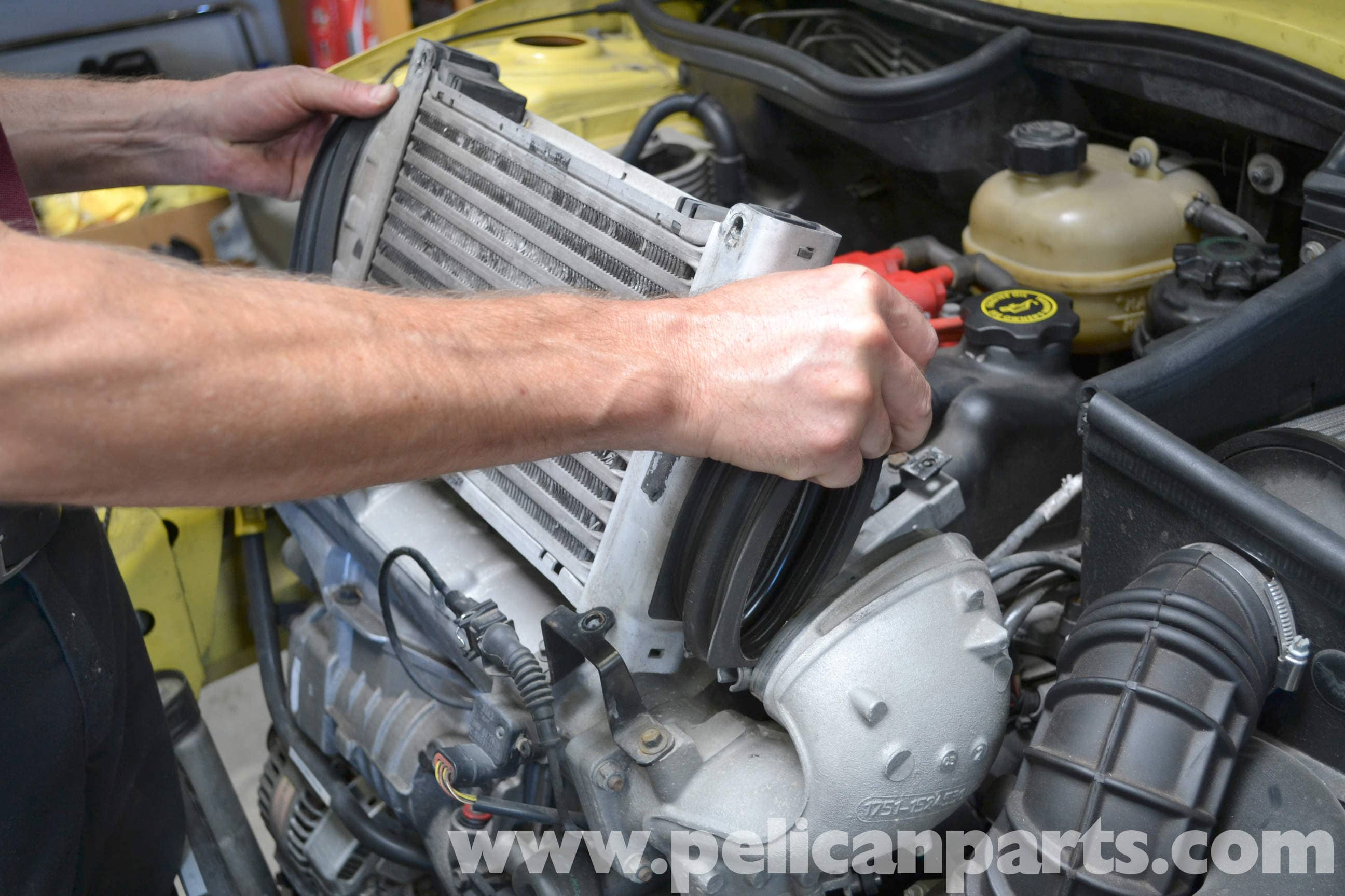 Mini r53 supercharger oil change and service r53 cooper for Mini cooper motor oil