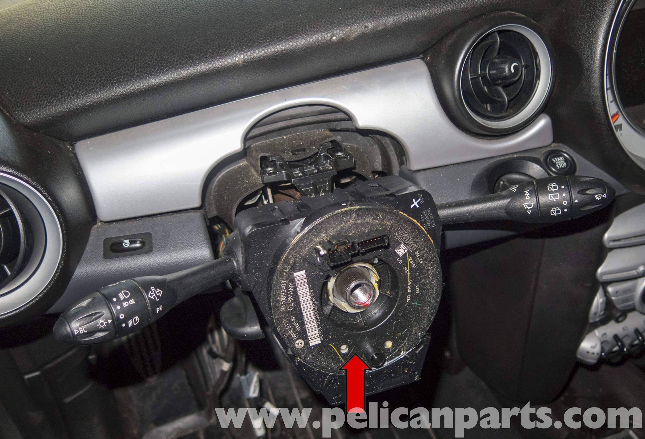 mini cooper r56 airbag system overview 2007 2011 pelican parts large image extra large image