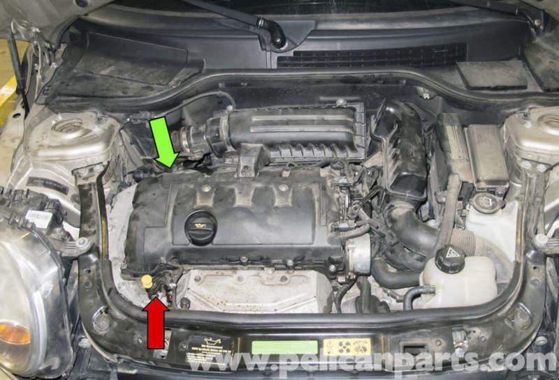 mini cooper n16 with 14 Fuel Vanos Solenoid Replacing on Mini Cooper Engine N12 Oem Gen2 R55 R57 Cooper Non S as well Reparatursatz Verdeckbezug Mini 54347276922 together with Cap City Nissan in addition 221545651740 further .