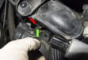 Install the throttle housing in the reverse order of its removal.