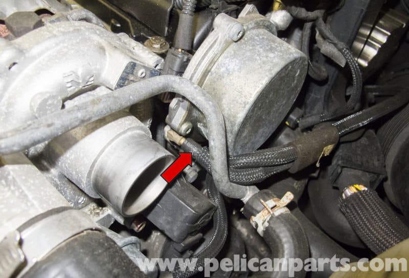 Mini Cooper R56 Vacuum Pump Replacement 2007 2011