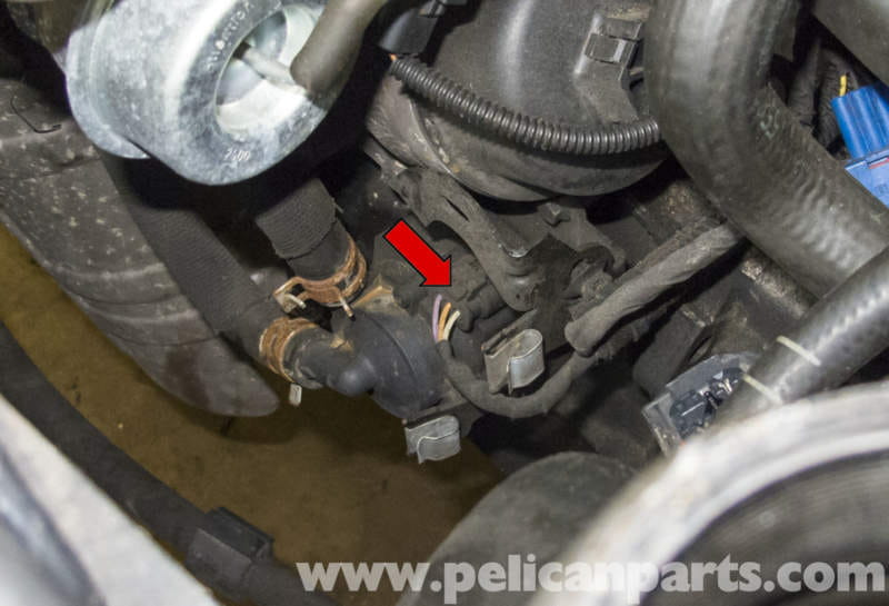 Mini Cooper R56 Auxiliary Coolant Pump Replacement 2007