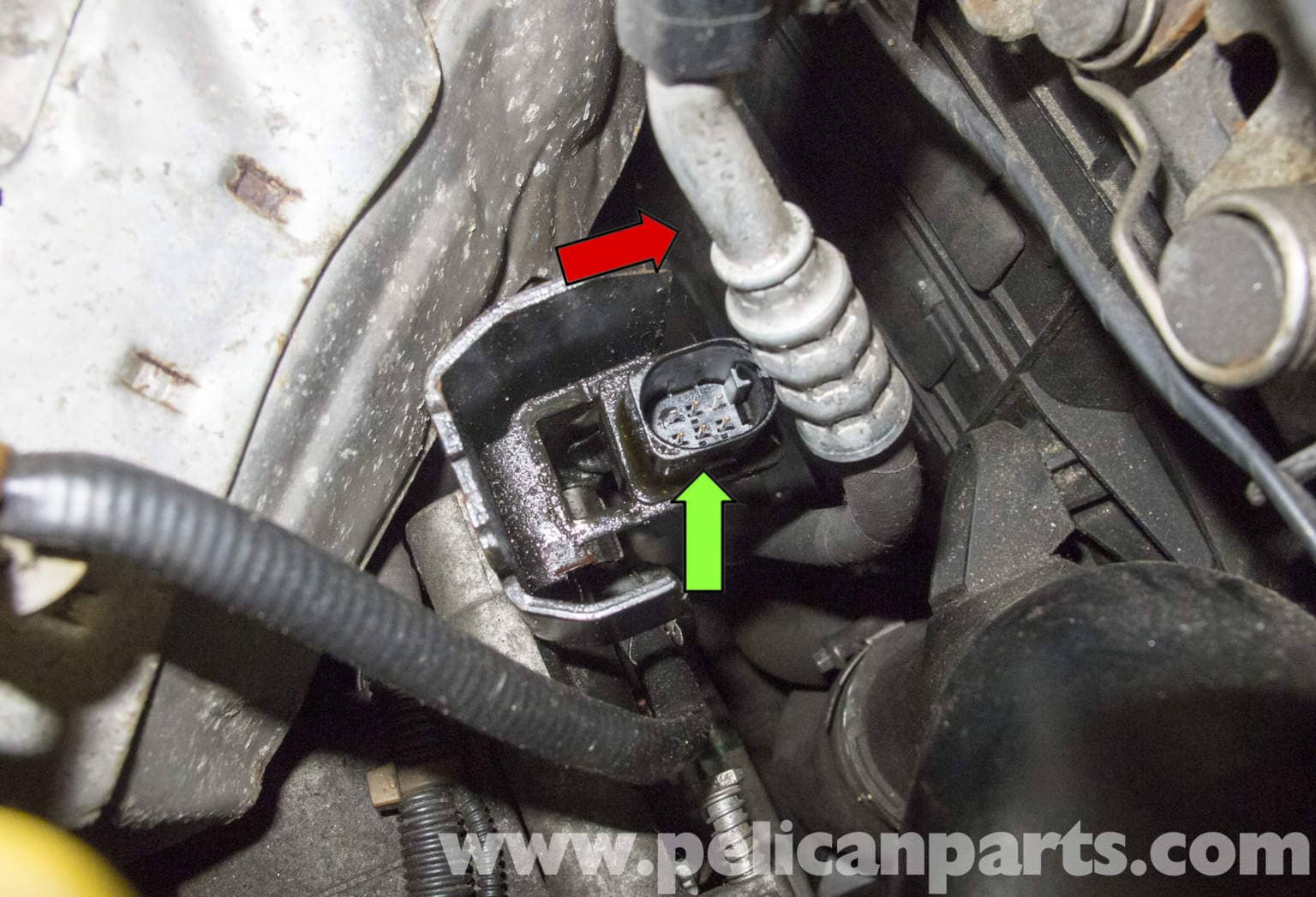 mini cooper r56 turbocharged engine oxygen sensor replacement 2007 2011 pelican parts diy