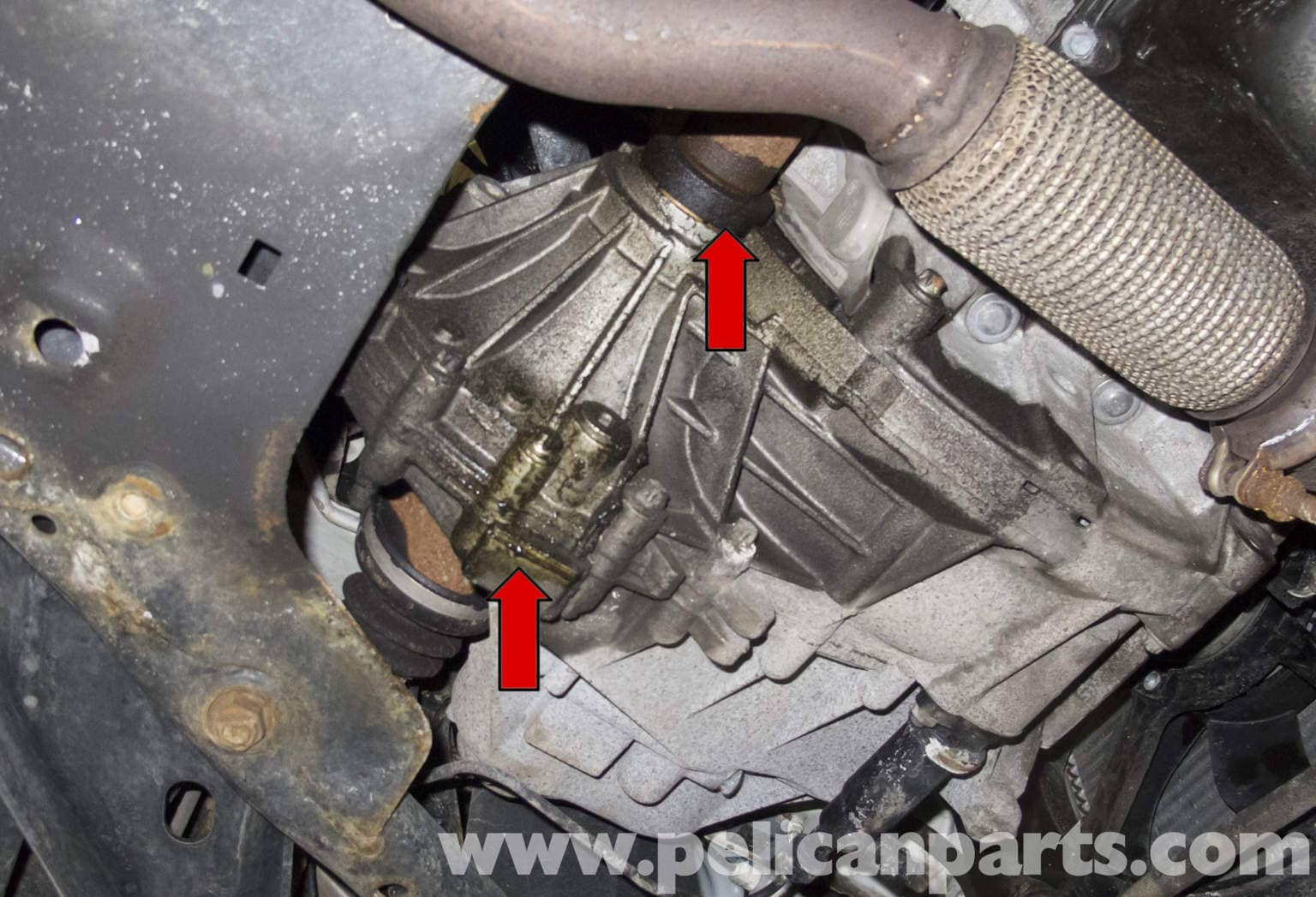 Mini Cooper R56 Oil Leak Diagnosis 2007 2011 Pelican