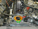This image shows how to change the rotor and seal.