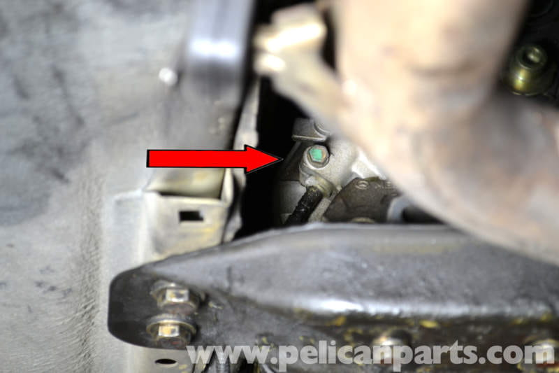 Mercedes Benz 190e Speedometer Cable Replacement W201