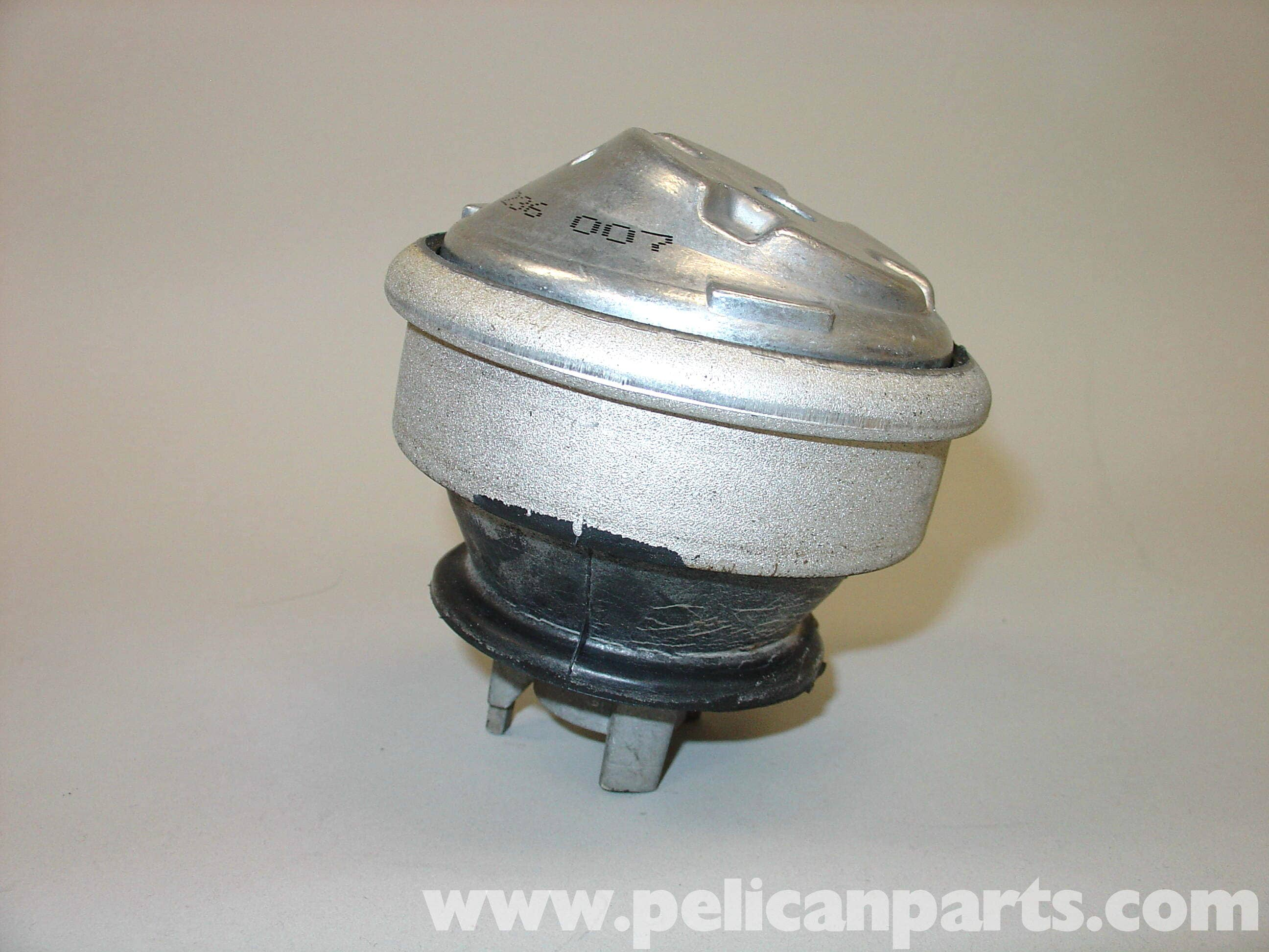 Mercedes benz w210 engine mount replacement 1996 03 e320 e420 pelican parts diy maintenance for Mercedes benz replacement parts for the interior