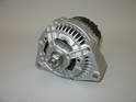 Shown here is a rebuilt alternator.