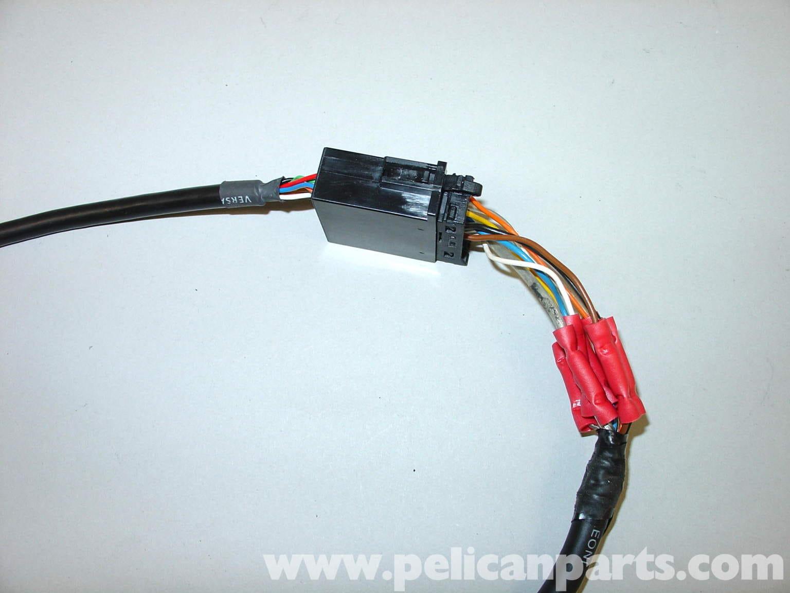 mercedes benz w210 auxiliary ipod input 1996 03 e320 e420 large image