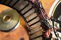 Inspect the Stator for signs of corrosion which will lead to reduced current discharge.