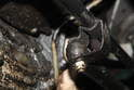 Center Link: As you turn your steering wheel, a steering column shaft rotates in the steering column.
