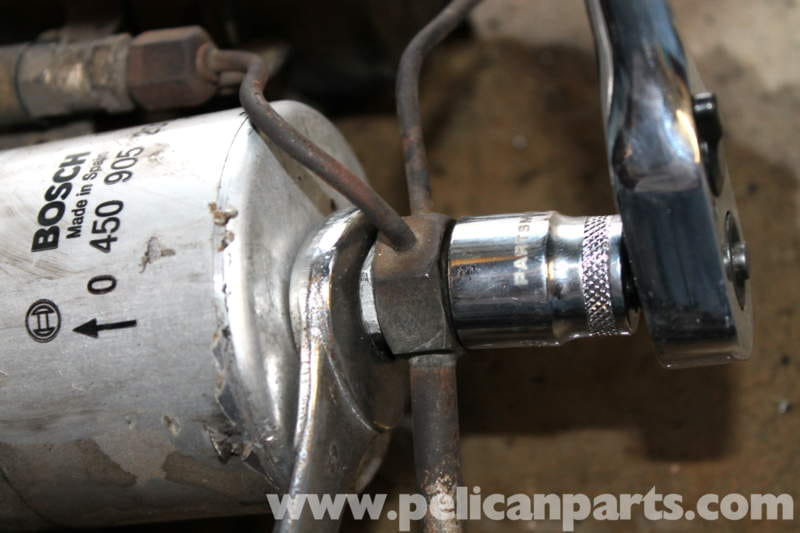 mercedes benz fuel filter location 2014 mercedes benz 380sl fuel filter #11