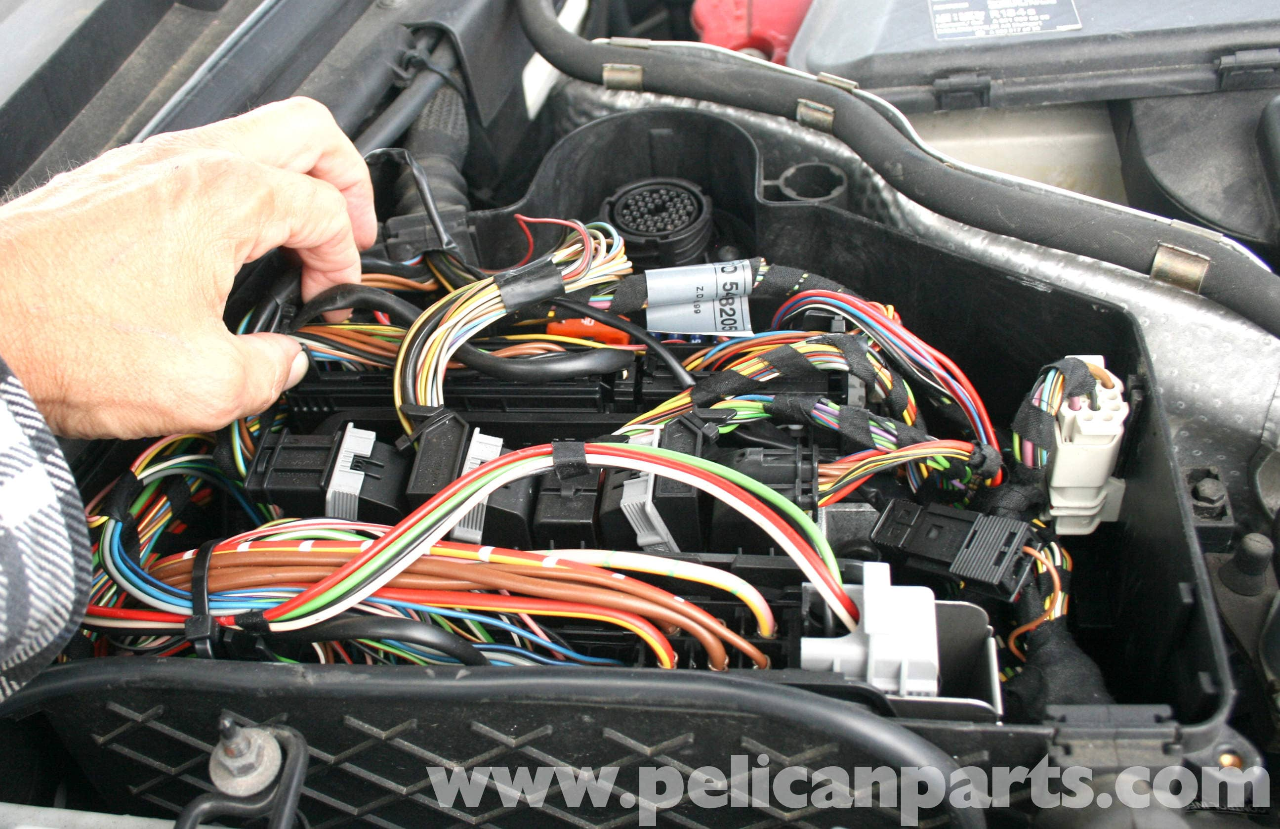 Mercedes Benz Slk 230 Abs Control Module Replacement