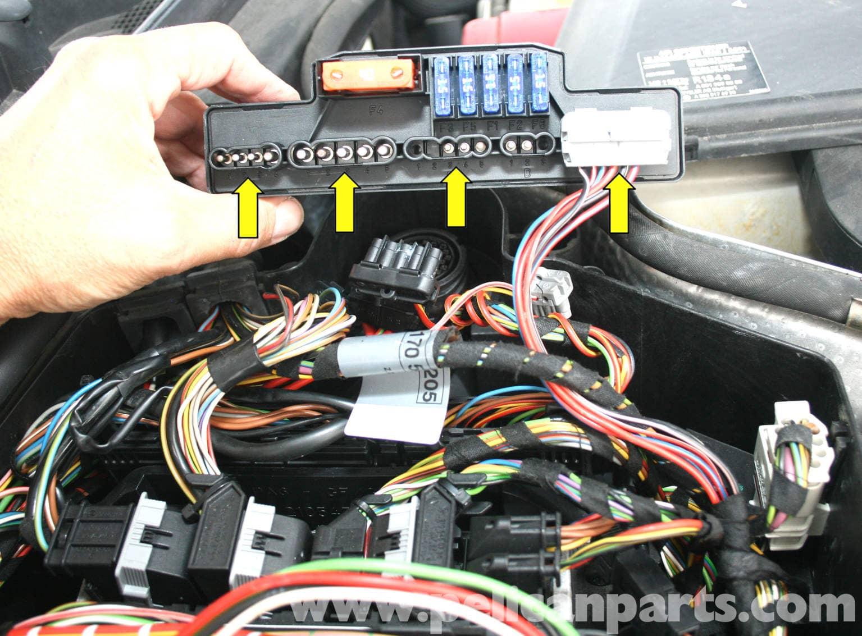 mercedes benz slk 230 k40 overload protection relay repair. Black Bedroom Furniture Sets. Home Design Ideas
