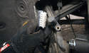 Cleaning dirt off the sensor's tip and corresponding hub/axle area can sometimes restore proper functionality.