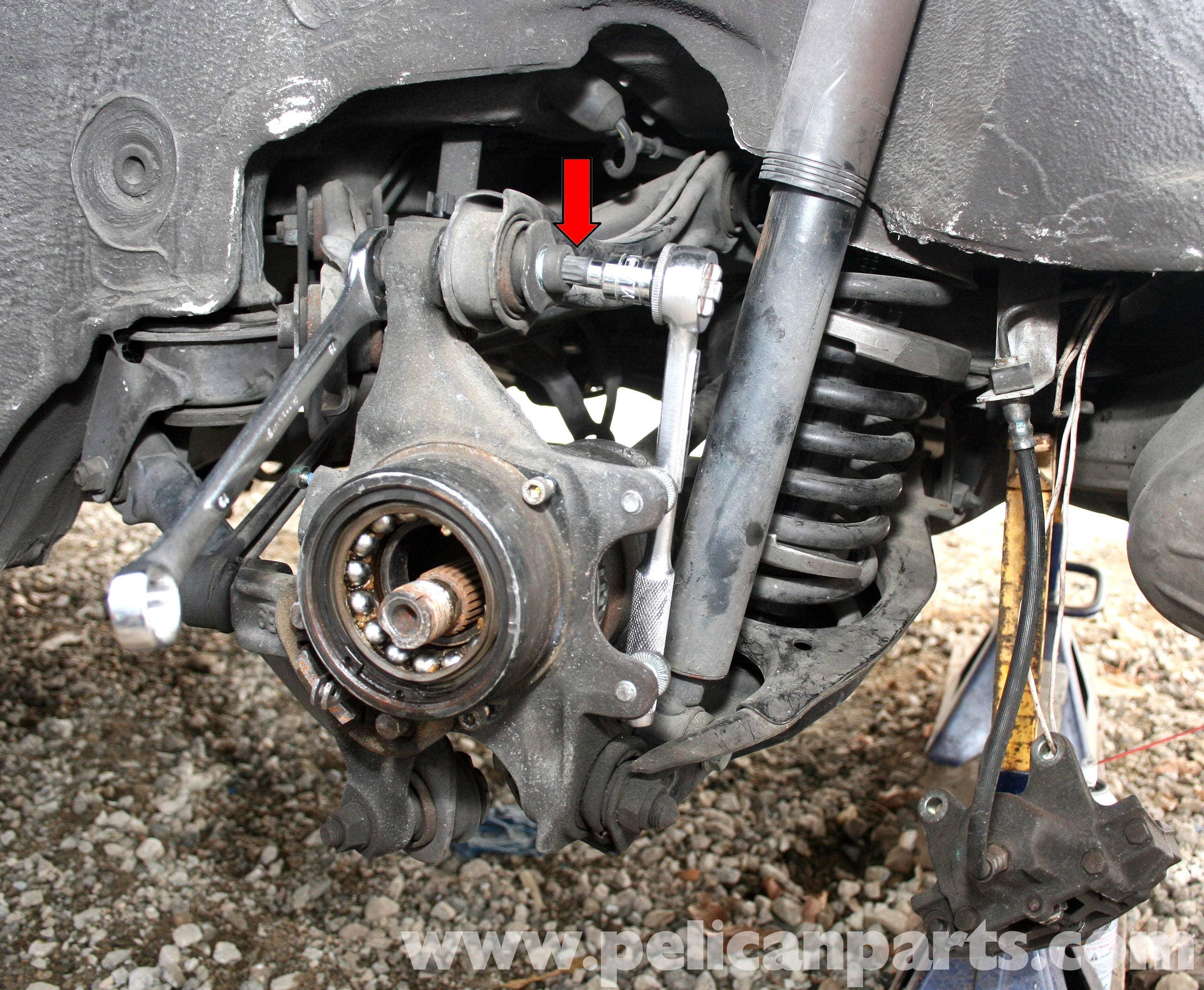 Mercedes benz slk 230 rear multi link suspension arm for Mercedes benz suspension parts