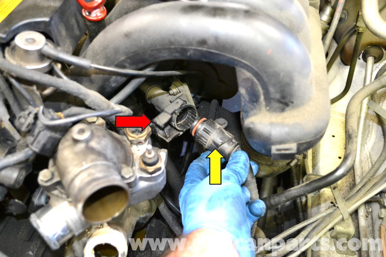 W124 Wiring Harness Replacement
