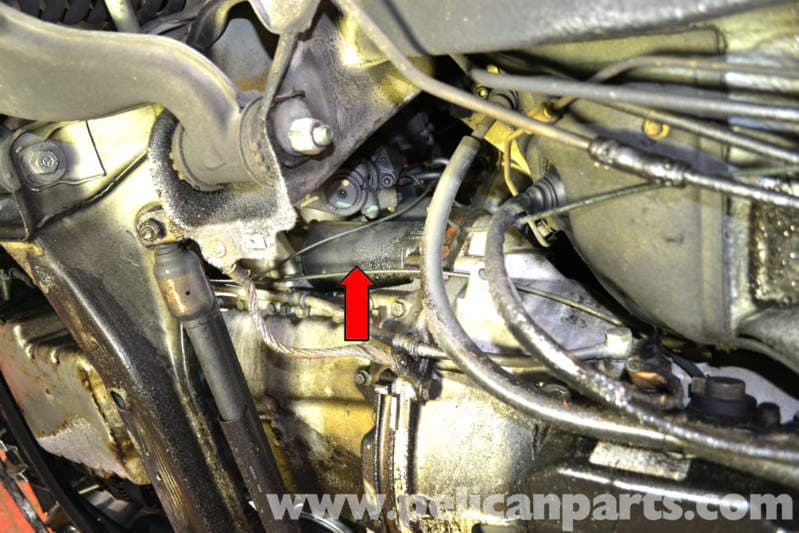 Mercedes benz w124 camshaft positioning sensor replacement for Mercedes benz crank sensor
