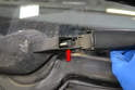 Wiper Arm- Lubricate the hole in the arm as well as the post.