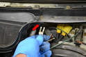 Wiper Assembly-The plastic cowl on both sides of the wiper is made up of two pieces and held together by a plastic clip.