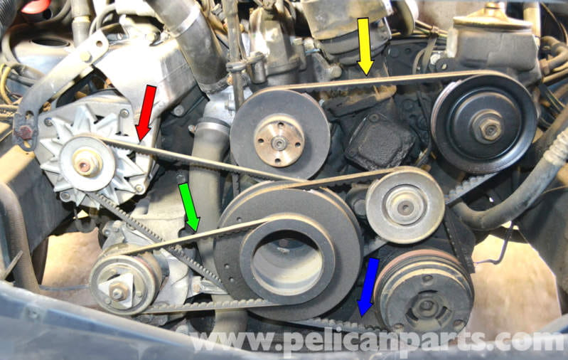 Mercedes Ml Compressor Screw Not Turning