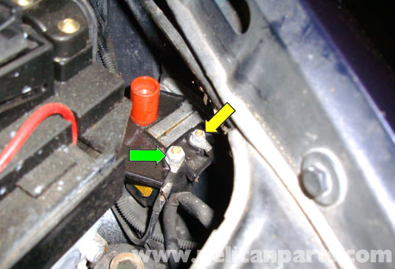 pic04 mercedes benz r129 ignition coil removal sl500, 500sl (1990  at creativeand.co