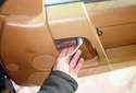 ThisPicture illustrates the door handle.