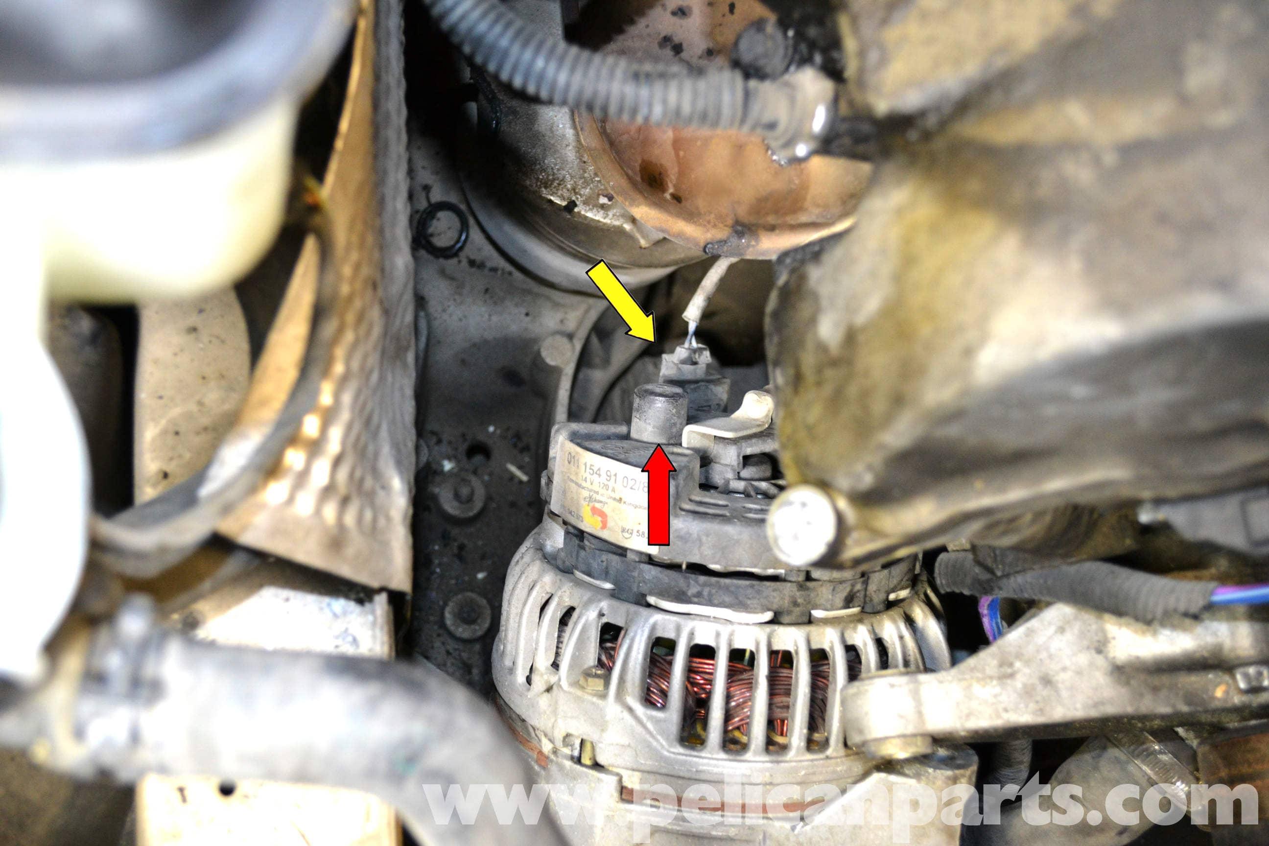 1955 2nd series chevy truck wiring diagram mercedes benz w203 alternator replacement  2001 2007  mercedes benz w203 alternator replacement  2001 2007