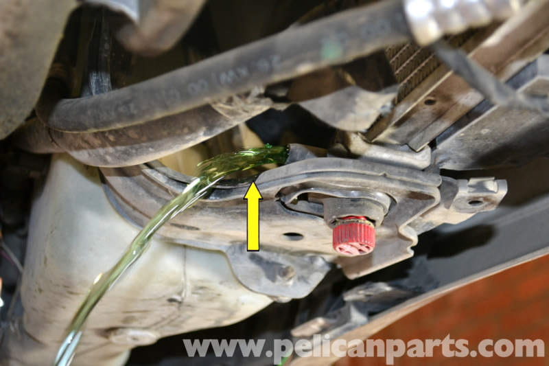 Mercedes Benz W203 Auxiliary Coolant Pump Replacement