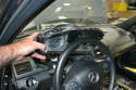 You will need to remove the gauge cluster so please see our article on gauge cluster removal.