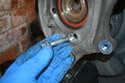 Remember that Mercedes considers these bolts to be single use only so order new bolts when ordering the bearing.
