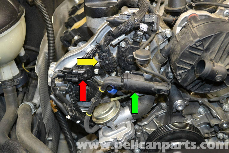 Mercedes benz w204 camshaft position sensor replacement for Mercedes benz sensors