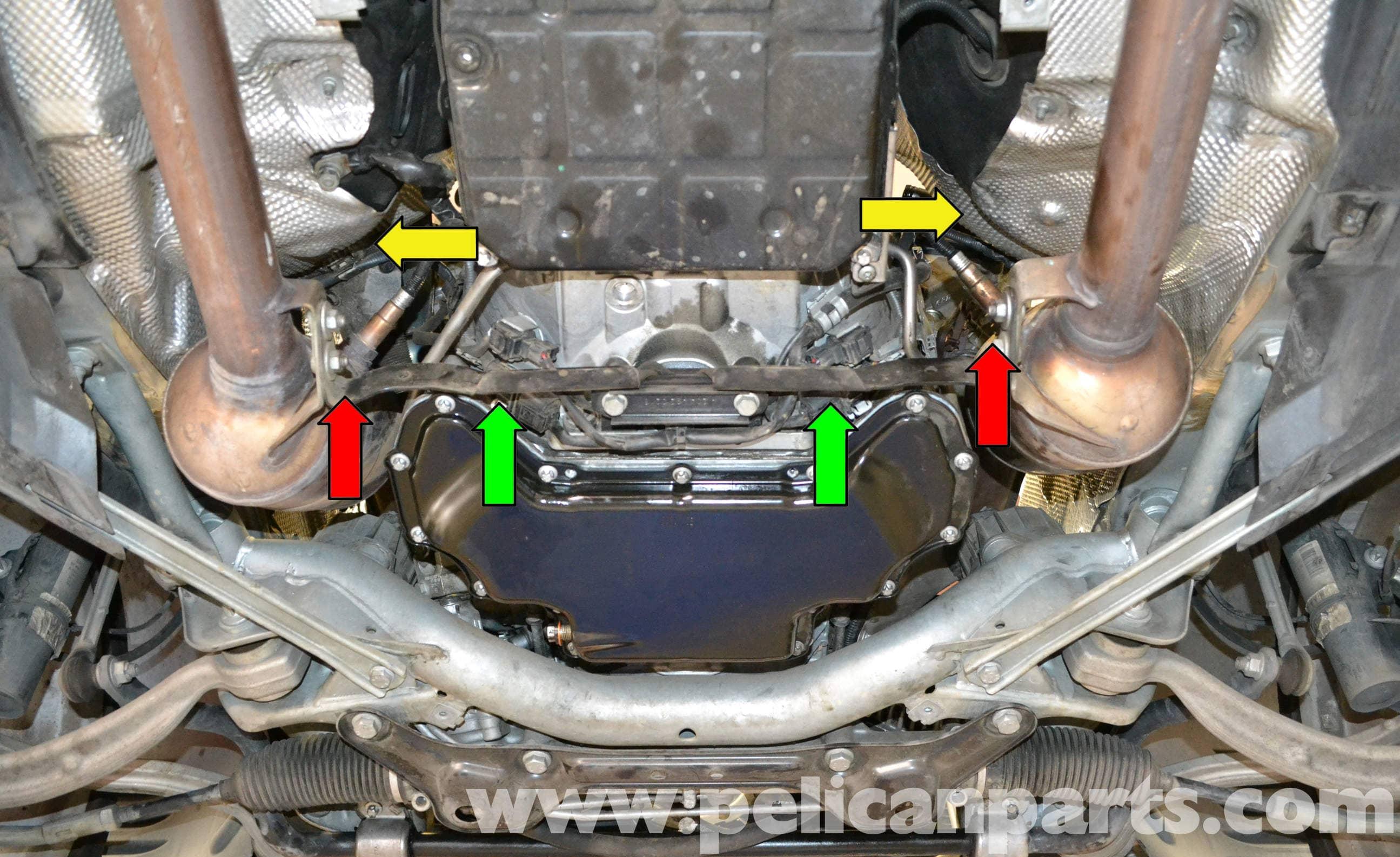 Mercedes benz w204 oxygen sensor replacement 2008 2014 for Mercedes benz sensors