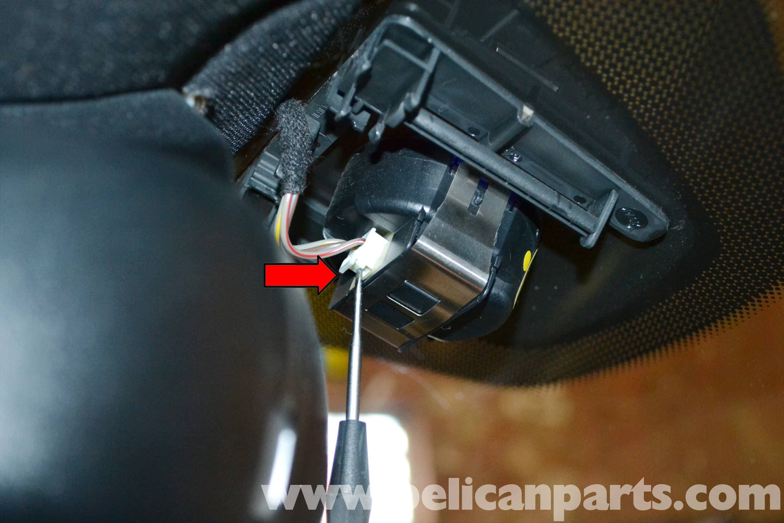 Mercedes Benz W204 Rain And Light Sensor Replacement