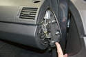 Side Vents - With the clips released pull the panel forward and away from the dash.