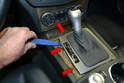 Make sure you are using a trim removal tool.