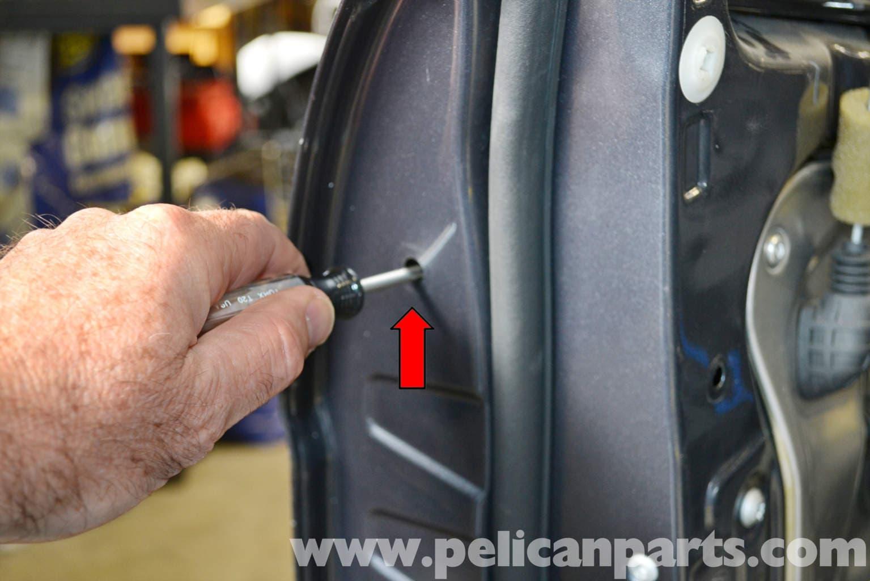 Mercedes benz w204 exterior door handle removal 2008 for Mercedes benz c250 maintenance cost