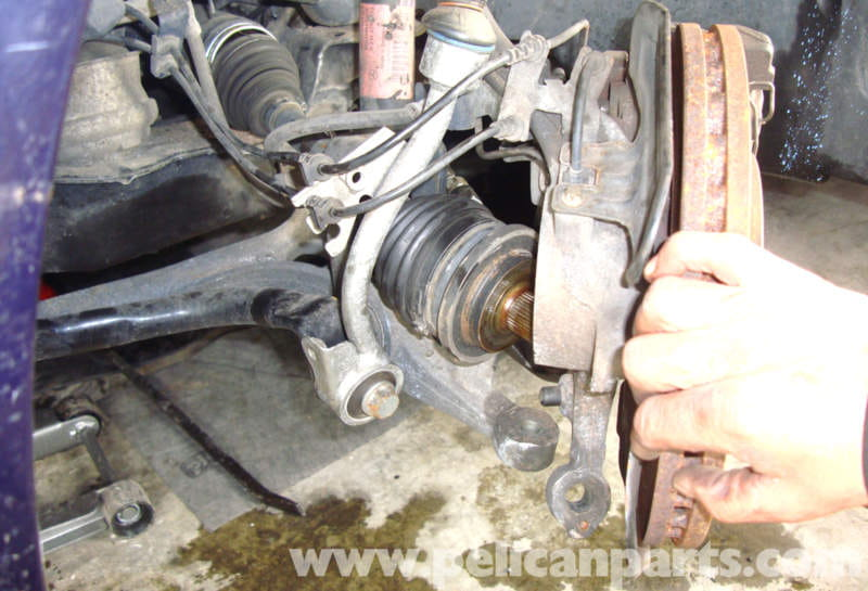 Mercedes W S Matic Right Spindle