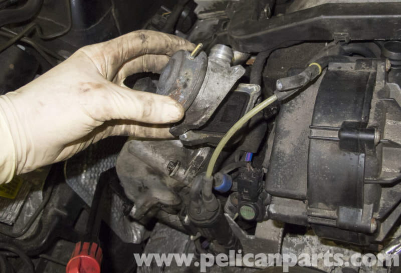 Mercedes Benz W211 Secondary Air System Component