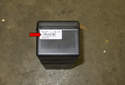 If you're just replacing the pump, check the part number (red arrow) and confirm you have the right one.
