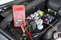 To trouble shoot problems with the relay and wiring you can use these tests.
