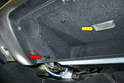 Use your trim removal tool and gently pry/pop the contact switch (red arrow) and light (yellow arrow) out from the glove box liner.