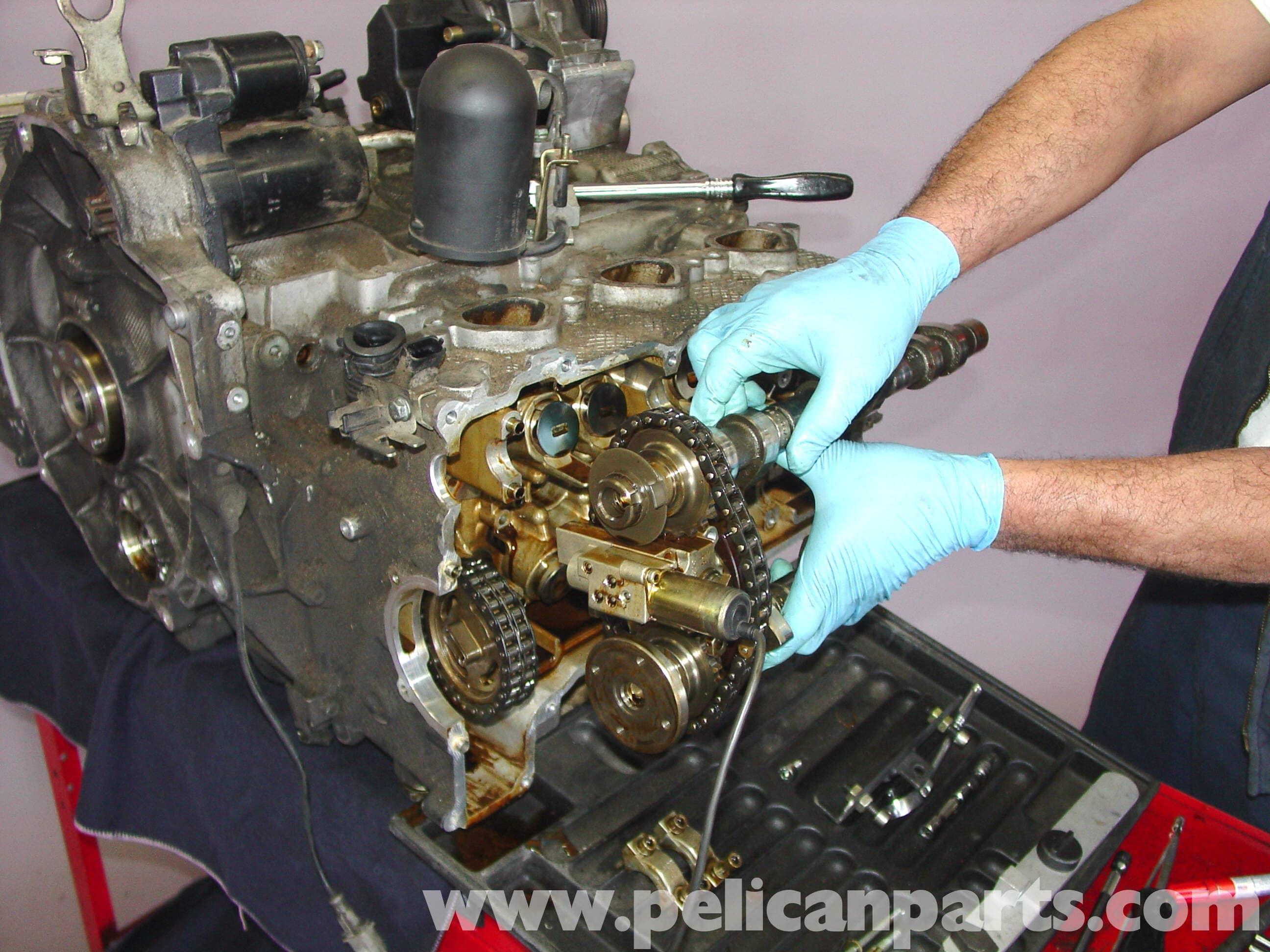 Porsche 911 Carrera Engine Tear Down 996 1998 2005