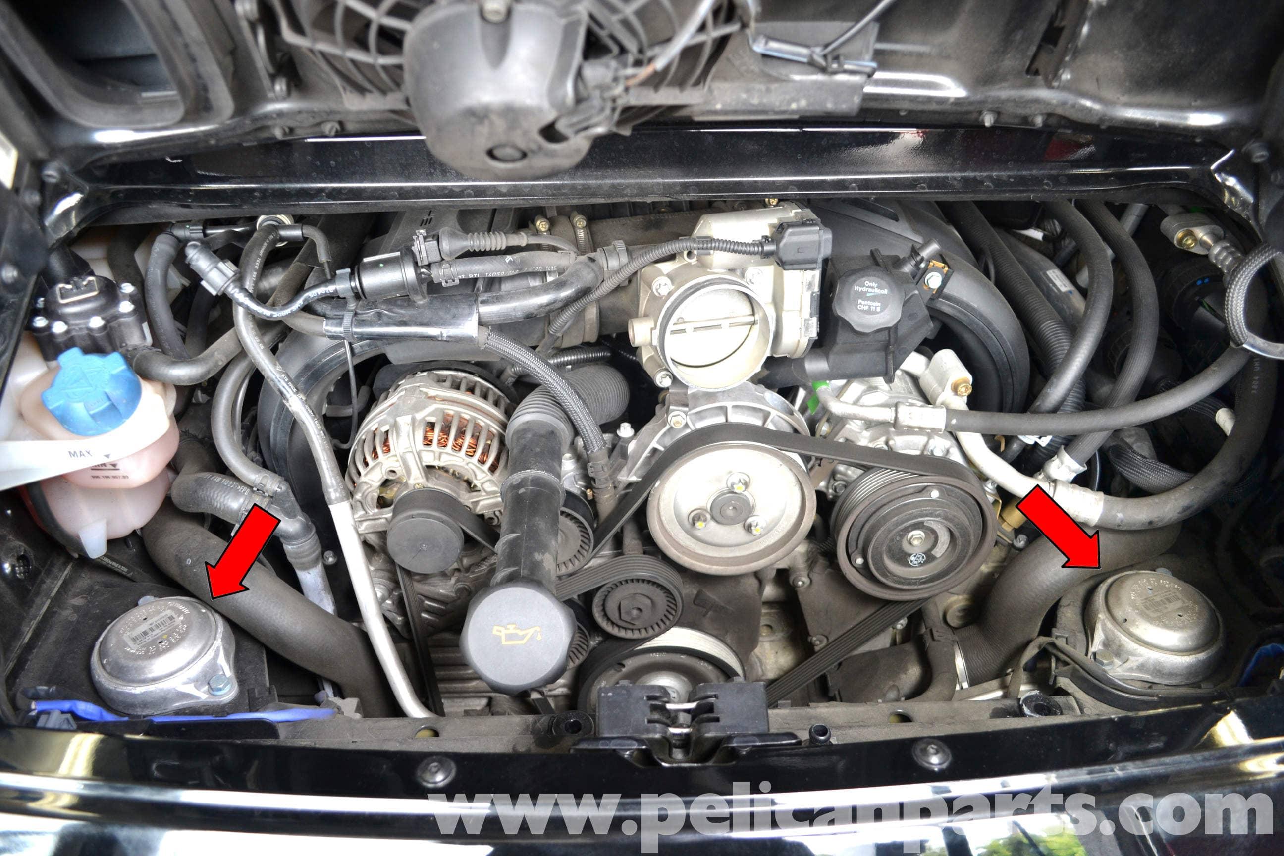 Porsche Boxster Engine Vacuum Diagram Not Lossing Wiring 2000 Corvette 987 Boxter Exhaust Extension