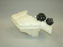 Shown here is a new coolant expansion tank with cap for the Carrera.