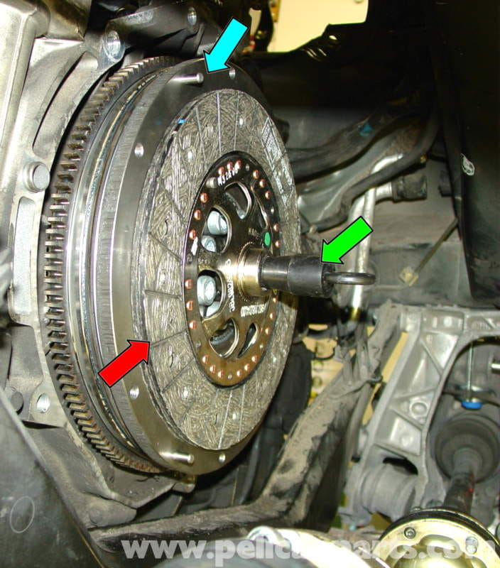 Porsche 996 Automatic Transmission Removal: Porsche 911 Carrera Clutch Replacement