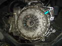 Here's what your engine will look like after you have removed your transmission.
